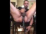 Bisexual Huge Dildo
